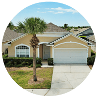 Sunshine Villa at Glenbrook Resort in Orlando, Florida near Walt Disney World