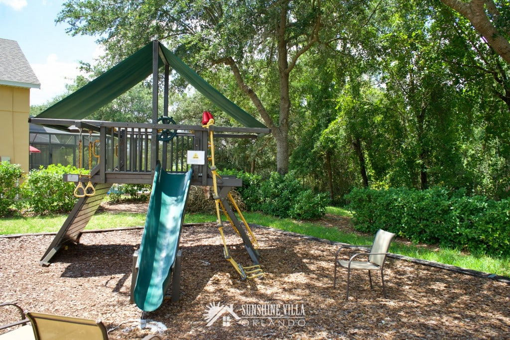 Kids Playground at Glenbrook Resort in Clermont, Florida near Walt Disney World in Orlando