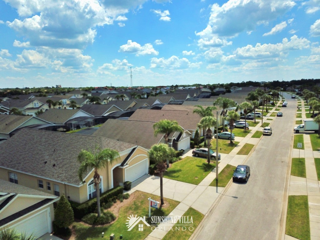 Glenbrook Resort Neighborhood in Clermont, Florida