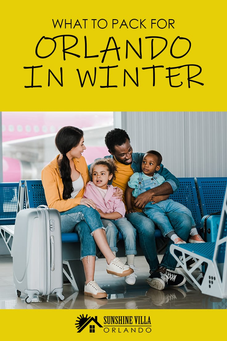 Looking for Florida travel tips? If you have ever wondered what to pack for your trip to Orlando in the winter then this vacation guide is just for you.