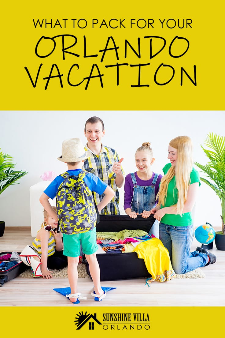 If you have ever wondered what to pack for your trip to Orlando, Florida then this vacation guide is just for you. Don't miss these family travel tips!